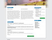 Visueel ontwerp online database