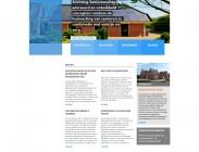Visueel ontwerp - Home page