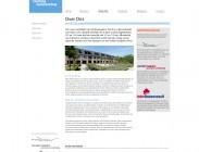 Visueel ontwerp - Landing page