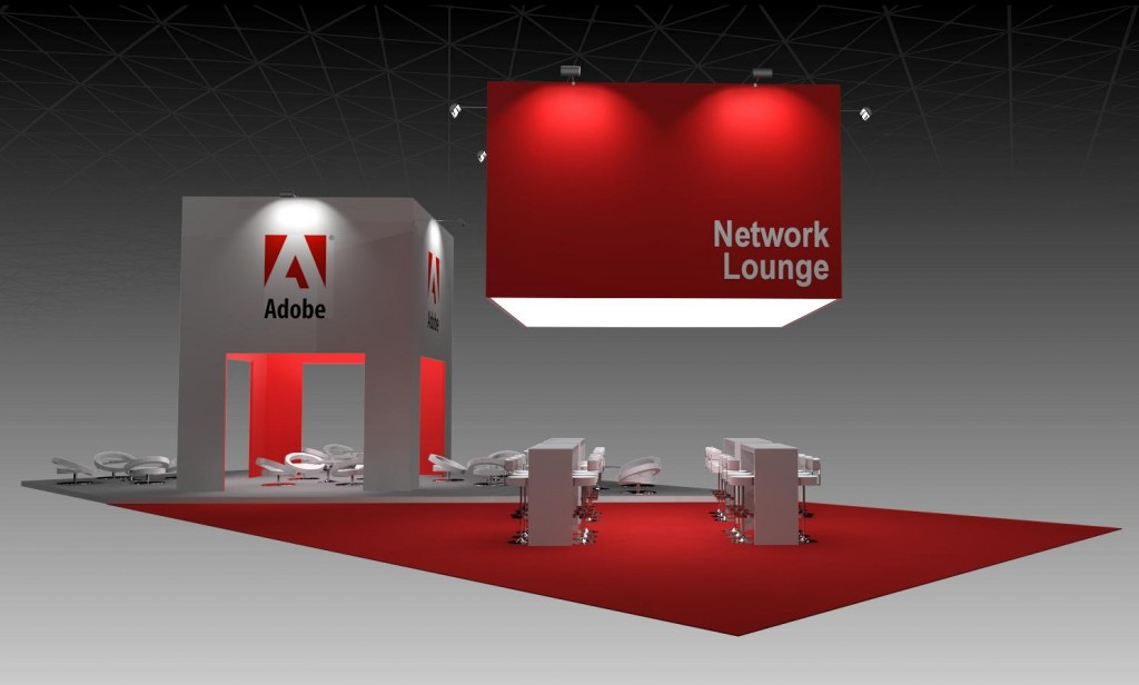 Adobe network lounge