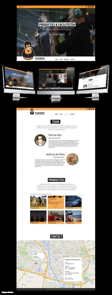Webdesign_Yogiemonk-overview-2